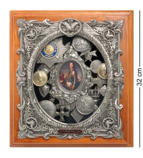 """Деревянное панно """"Пётр I"""" от 11 850 руб"""
