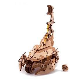 Деревянный конструктор Uniwood Катапульта Скорпио, 180 деталей от 1 521 руб