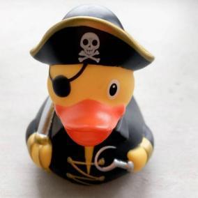 """Утка """"Пират"""" от 515 руб"""