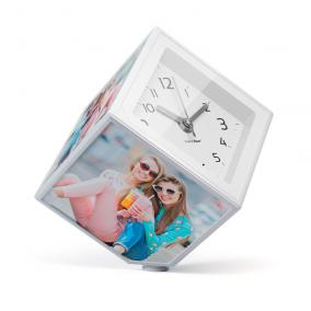 Держатель-часы для фотографий вращающийся Balvi Photo-Clock 10x10 см от 1 300 руб