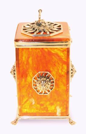 """Коробочка для чая, серия """"Лев"""" от 26 565 руб"""