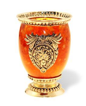 """Стакан для вина или воды, серия """"Лев"""" от 16 900 руб"""