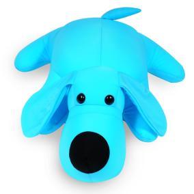 Подушка-игрушка антистресс «Голубой Патрик» от 900 руб