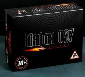 Настольная игра «Мафия 007» от 1 520 руб