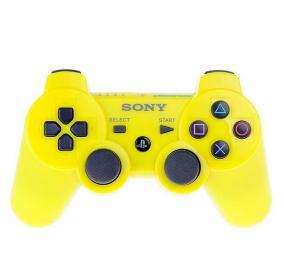 Джойстик беспроводной DualShock 3 для PS3 (Желтый) от 849 руб