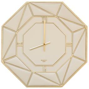 Часы «Deco», молочные от 9 270 руб