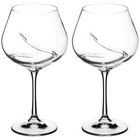 """Набор бокалов для вина """"TURBULENCE"""" 2 шт. 570 мл. от 1 200 руб"""