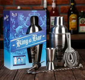 Набор для приготовления коктейлей «Король бара» от 1 990 руб