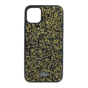 Чехол со стразами SW для iPhone 12 Pro Max (Черно-золотой) от 2 580 руб