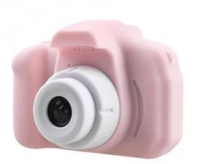 Детский цифровой фотоаппарат с прорезиненным покрытием (АКБ 400Mah) от 1 029 руб