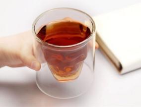 """Стакан для виски """"Череп"""", большой от 650 руб"""