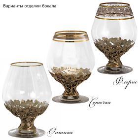 """Бокал для бренди """"Богемия"""", 400 мл. от 8 600 руб"""