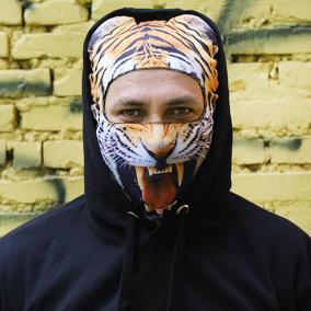 """Балаклава """"Тигр"""" от 490 руб"""