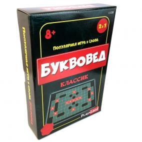 """Настольная игра """"Буквовед Классик"""" от 1 090 руб"""