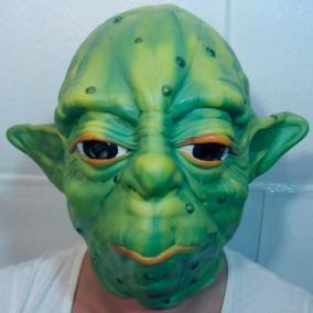"Маска Star Wars ""Йода"" от 750 руб"