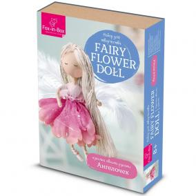 Набор для творчества Куколка своими руками Ангелочек от 650 руб