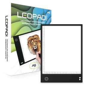 Планшет для копирования LEDPAD с LED-подсветкой mini от 1 990 руб