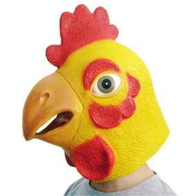 """Маска """"Голова цыпленка"""" от 650 руб"""