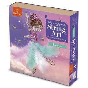 Набор для творчества Стринг Арт Балерина от 990 руб