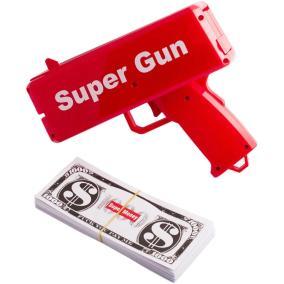 """Деньгомет """"Super Gun"""" от 930 руб"""