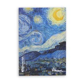 Скетчбук Van Gogh 1889 S (A5 Standart) от 790 руб