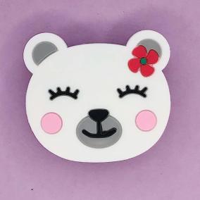 Попсокет Белая медведица White bear от 90 руб