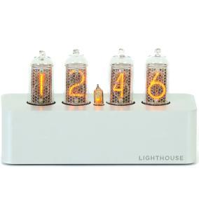 """Ламповые часы """"Lighthouse 1.0 Steel"""" от 16 190 руб"""