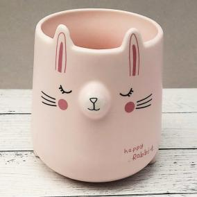 "Кружка ""Happy Rabbit"" от 550 руб"