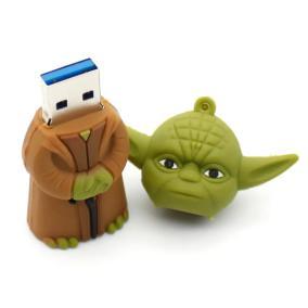 """Флешка Star Wars """"Мастер Йода"""" 16 Гб от 1 250 руб"""