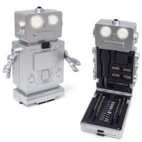 "Набор инструментов с фонариком ""Robot"" от 2 200 руб"