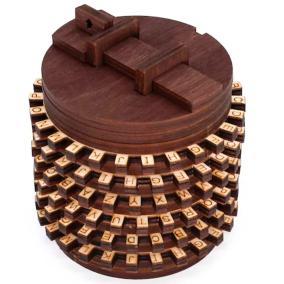 Квест-шкатулка Криптекс Blackwood от 1 690 руб