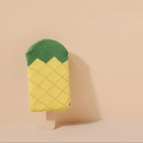 "Носки ""Ананасовое мороженое"" от 950 руб"