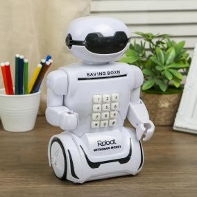 """Копилка """"Робот"""" от 2 490 руб"""