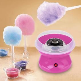 """Домашний Аппарат для приготовления Сахарной ваты """"Cotton Candy Maker"""" от 2 990 руб"""