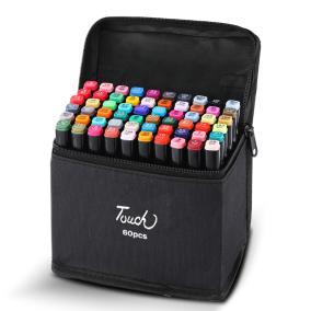 Набор двухсторонних фломастеров Touch Cool (60 цветов) от 1 575 руб