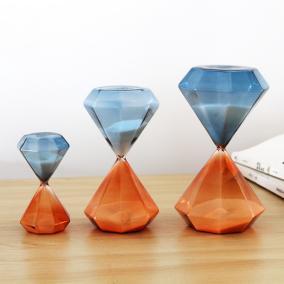 Двухцветные песочные часы «Бриллиант» на 30 минут от 1 500 руб
