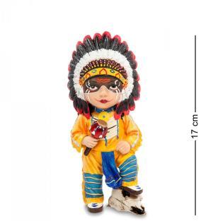"Статуэтка в стиле Фэнтези ""Вождь индейцев"" от 2 520 руб"