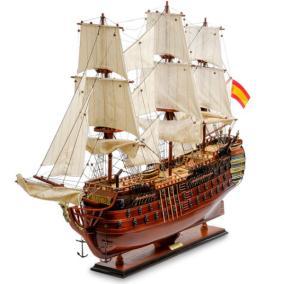 """Модель испанского линейного корабля 1784г. """"Santa Ana"""" от 43 500 руб"""