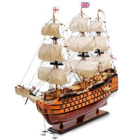 """Модель британского линейного корабля 1668г. """"HMS Victory"""" от 35 500 руб"""