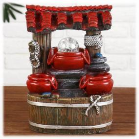 """Фонтан """"Под навесом"""" настольный декоративный с подсветкой от 2 200 руб"""