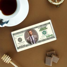 """Шоколадка """"100 долларов"""" от 295 руб"""