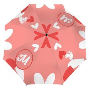 Зонт с Вашей монограммой «Love» от 2 990 руб