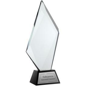 Именная стела с гравировкой «Победитель» от 3 490 руб