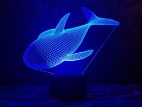 3D светильник «Касатка» от 1 690 руб