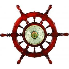 Штурвал сувенирный, барометр (6 ручек) от 26 400 руб