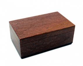 Однотонная каменная шкатулка от 11 550 руб