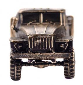 Бронзовый армейский грузовик УРАЛ-4320(1:100) от 4 000 руб