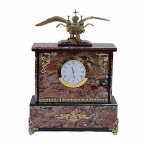 """Эксклюзивные каминные часы """"Двуглавый Орёл"""" от 11 250 руб"""