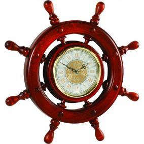Штурвал сувенирный, часы, 8 ручек от 16 800 руб