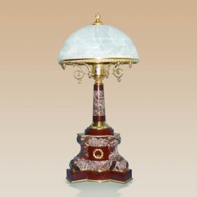 Настольная лампа из яшмы от 227 350 руб